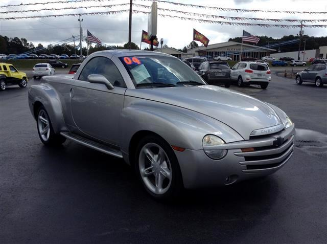used chevrolet ssr for sale chattanooga tn cargurus. Black Bedroom Furniture Sets. Home Design Ideas