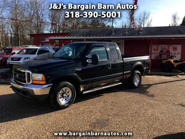 2001 Ford F-250 SD XL SuperCab Long Bed 2WD