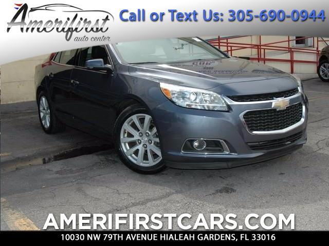 2014 Chevrolet Malibu  WE FINANCE EVERYONE  FREE CLEAN CARFAX  LIKE NEW  NO ISSUES