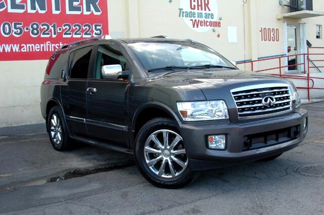 2008 Infiniti QX56 WWWAMERIFIRSTCARSCOMAUCTION PRICESBLOW OUT LIQUIDATION SALEWHOLESALERS W
