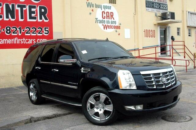2007 Cadillac Escalade WWWAMERIFIRSTCARSCOMAUCTION PRICESBLOW OUT LIQUIDATION SALEWHOLESALER