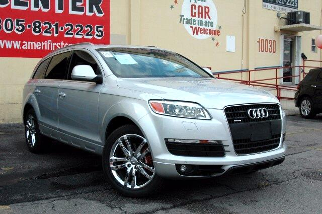2008 Audi Q7 WWWAMERIFIRSTCARSCOMAUCTION PRICESBLOW OUT LIQUIDATION SALEWHOLESALERS WELCOME