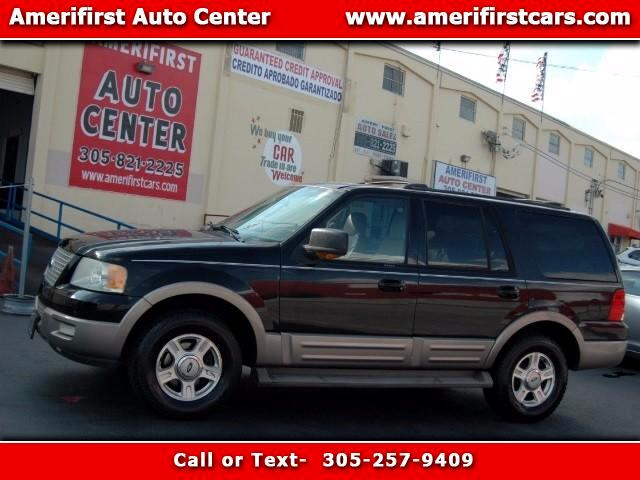 2003 Ford Expedition  WE FINANCE EVERYONE  DVD LEATHER  THIRD ROW SEATING  GREAT DEAL