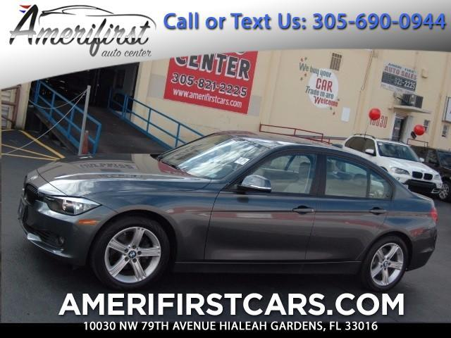 2013 BMW 3-Series  WE FINANCE EVERYONE  LIKE NEW  NO ISSUES  JUST SERVICED  WOW  S