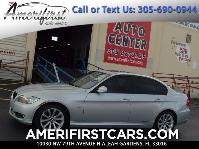 2011 BMW 3-Series  WE FINANCE EVERYONE  LIKE NEW  NO ISSUES  BEST COLOR COMBO  LOADE