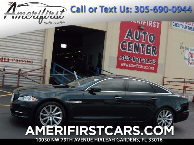 2011 Jaguar XJL  WE FINANCE EVERYONE  LIKE NEW  NO ISSUES  A MUST SEE  SAVE WITH AME
