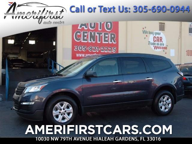 2013 Chevrolet Traverse  WE FINANCE EVERYONE  LIKE NEW  NO ISSUES  A MUST SEE   100