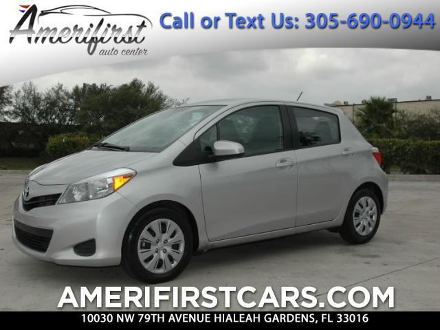 2014 Toyota Yaris WWWAMERIFIRSTCARSCOMAUCTION PRICESBLOW OUT LIQUIDATION SALEWHOLESALERS WE