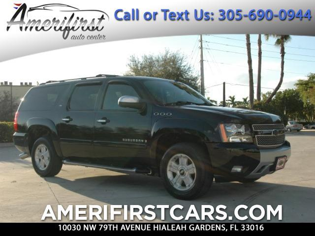 2007 Chevrolet Suburban WWWAMERIFIRSTCARSCOMAUCTION PRICESBLOW OUT LIQUIDATION SALEWHOLESALE