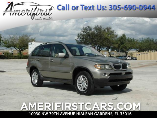 2005 BMW X5 WWWAMERIFIRSTCARSCOMAUCTION PRICESBLOW OUT LIQUIDATION SALEWHOLESALERS WELCOME