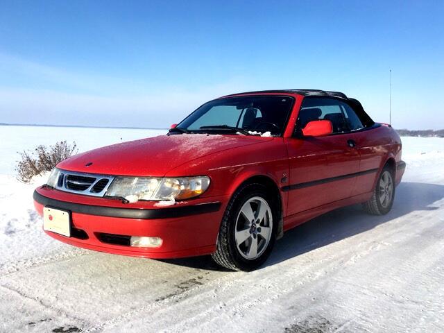 2002 Saab 9-3 SE Convertible