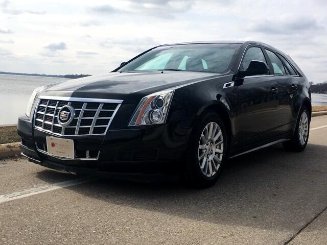 2013 Cadillac CTS Sport Wagon 3.0L Base AWD
