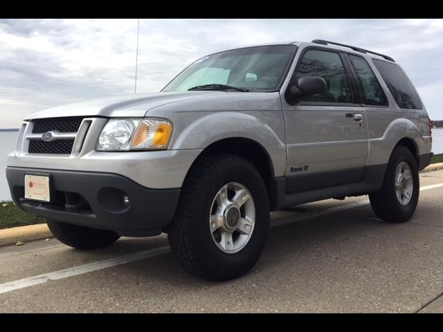 2002 Ford Explorer Sport 4WD Value