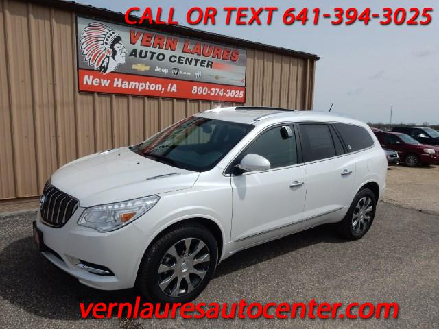 2017 Buick Enclave 1SL AWD Sport Touring Edition