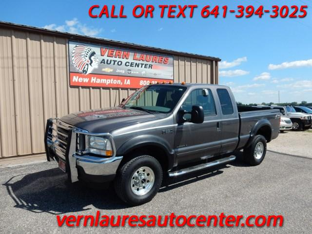 2002 Ford F-250 SD XLT SuperCab 4WD