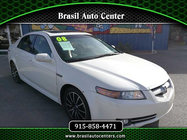 2008 Acura TL AT WITH Navigation System