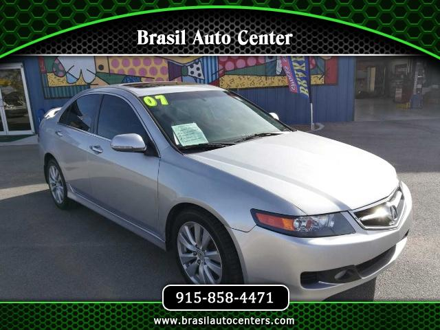 2007 Acura TSX AT with Navigation