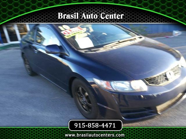 2010 Honda Civic LX COUPE AT