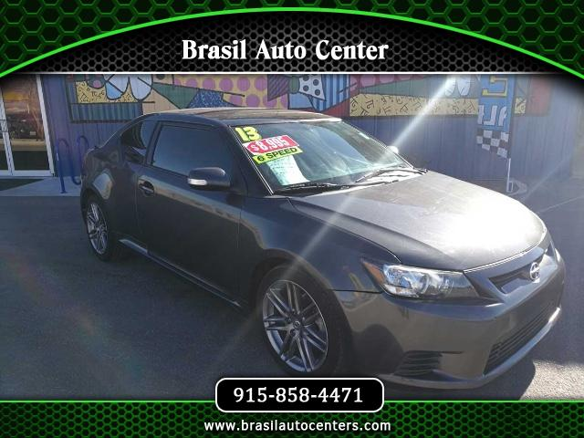 2013 Scion tC 2dr HB Man Spec (Natl)