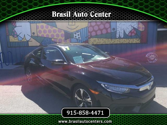 2017 Honda Civic Touring Coupe CVT