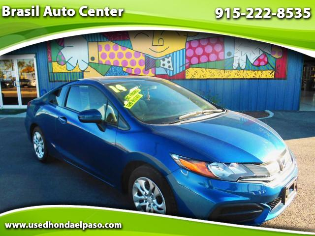 2014 Honda Civic LX Coupe CVT