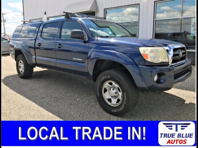 2006 Toyota Tacoma SR5 Double Cab Long Bed V6 6AT 4WD