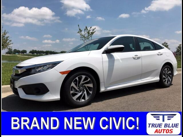 2016 Honda Civic EX Honda Sensing Sedan CVT