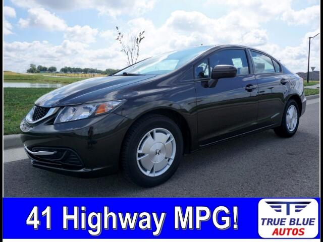 2014 Honda Civic HF Sedan CVT