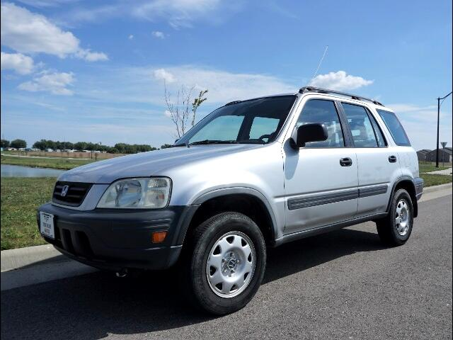 1999 Honda CR-V LX AWD