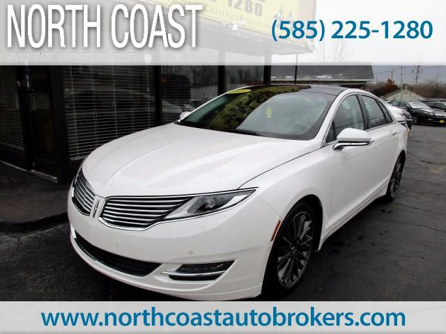 2015 Lincoln MKZ AWD