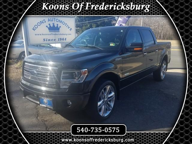 2014 Ford F-150 Limited SuperCrew 4WD