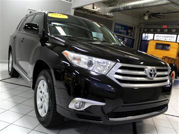 2012 Toyota Highlander
