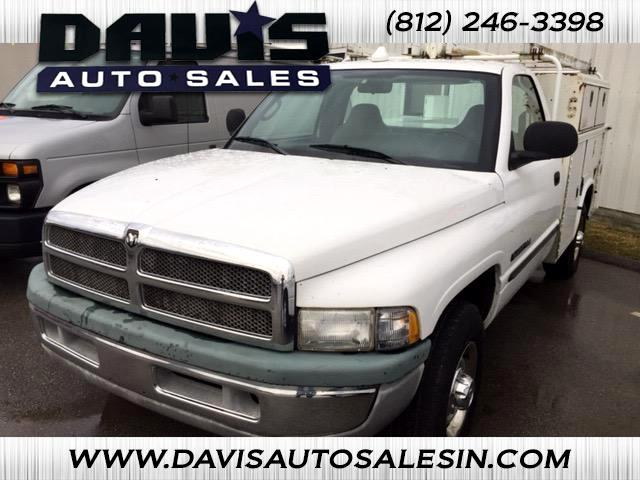 2002 Dodge Ram 2500 ST Long Bed 2WD