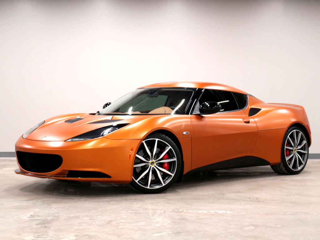 2013 Lotus Evora S