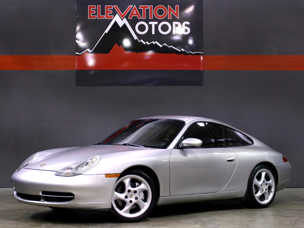1999 Porsche 911 Carrera 4 Coupe