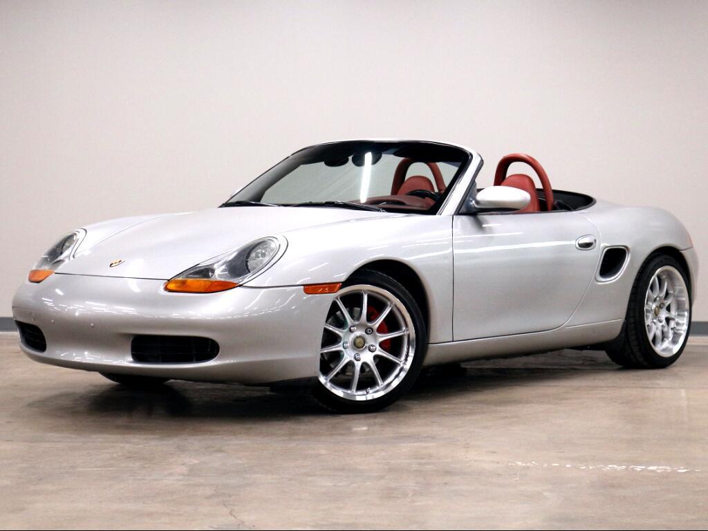 1997 Porsche Boxster Base