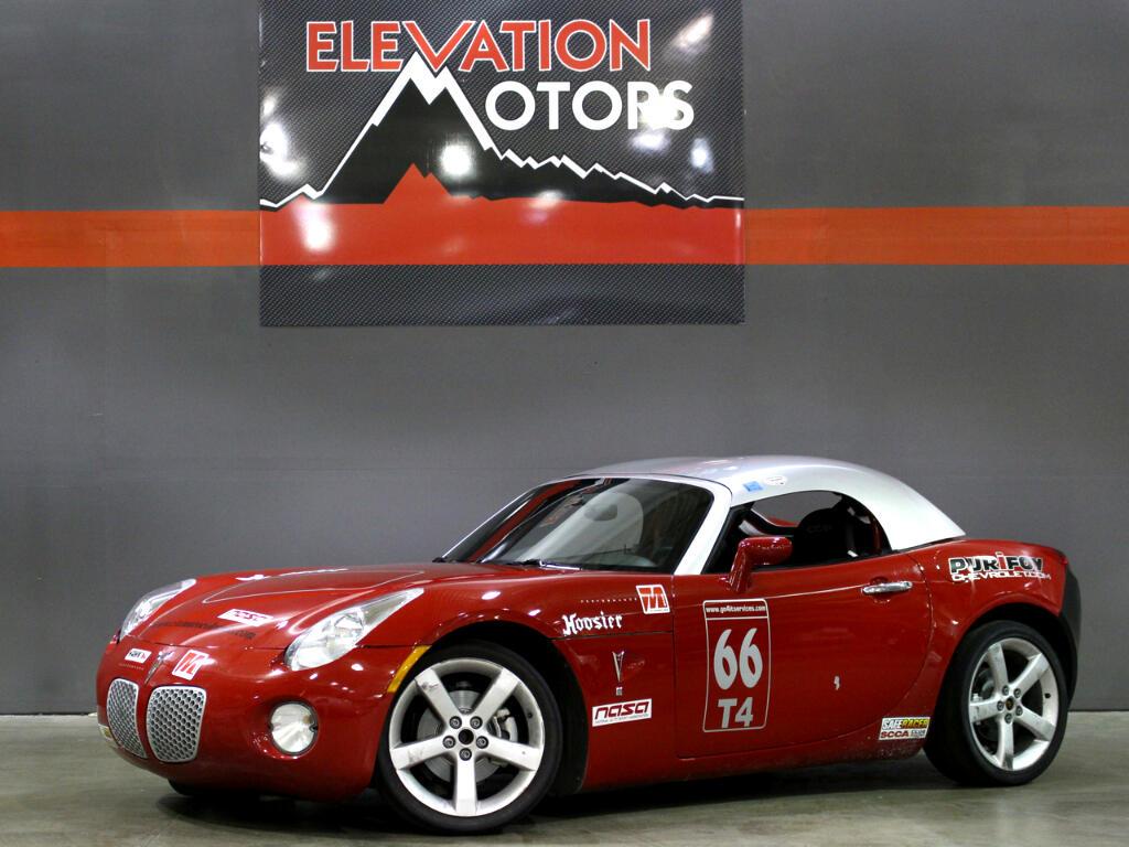 2006 Pontiac Solstice Z0K Clubsport