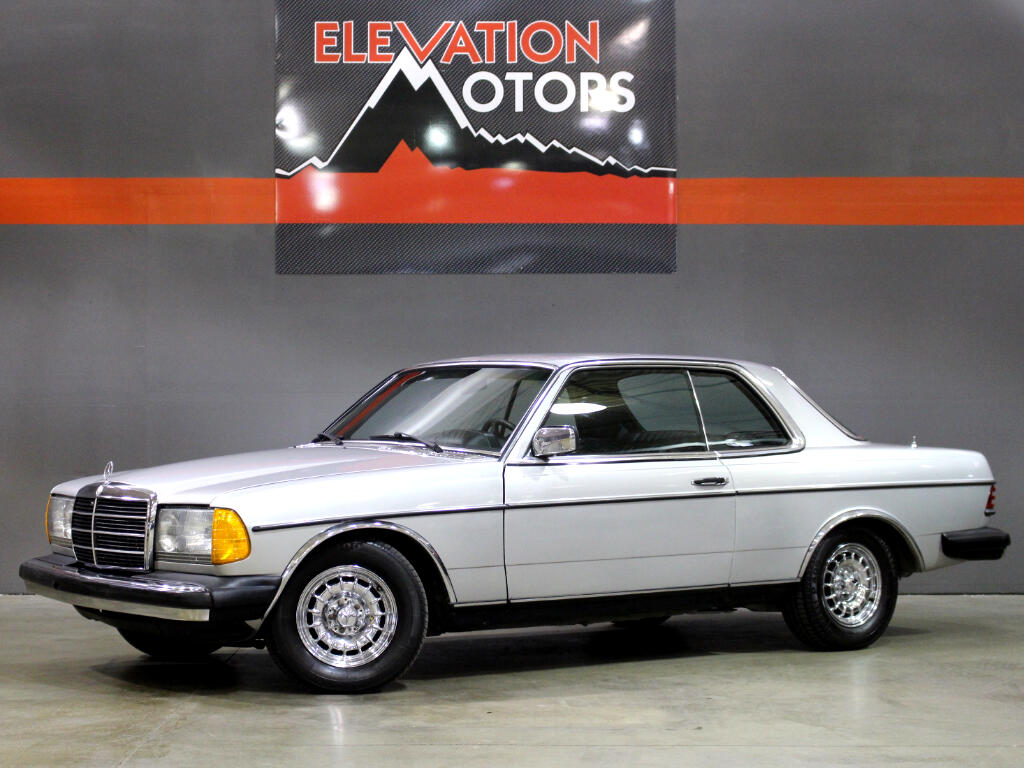 1980 Mercedes-Benz 280 CE