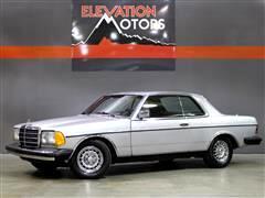 1980 Mercedes-Benz 280