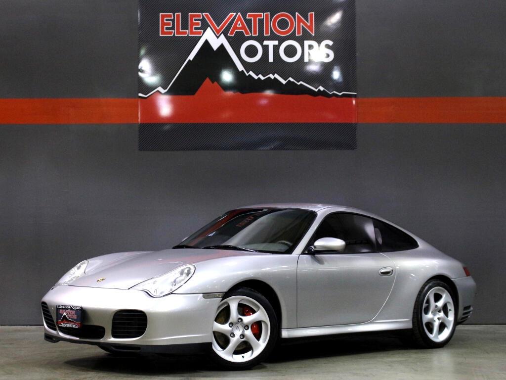 2003 Porsche 911 Carrera 4S Coupe