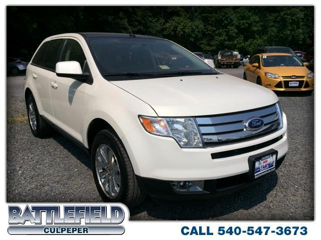 2008 ford edge for sale in culpeper va 22701 battlefield ford culpeper. Cars Review. Best American Auto & Cars Review