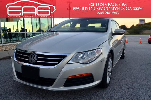 2011 Volkswagen CC Visit Exclusive Automotive Group online at exclusiveagcom to see more pictures
