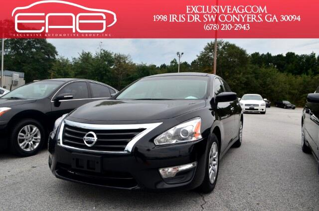 2013 Nissan Altima Visit Exclusive Automotive Group online at exclusiveagcom to see more pictures