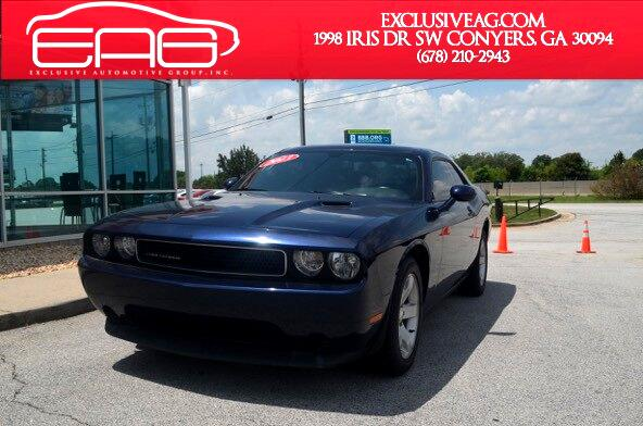 2013 Dodge Challenger Visit Exclusive Automotive Group online at exclusiveagcom to see more pictur