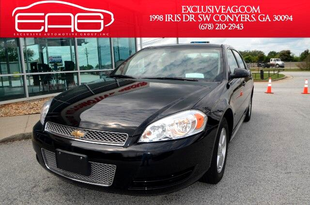 2012 Chevrolet Impala Visit Exclusive Automotive Group online at exclusiveagcom to see more pictur