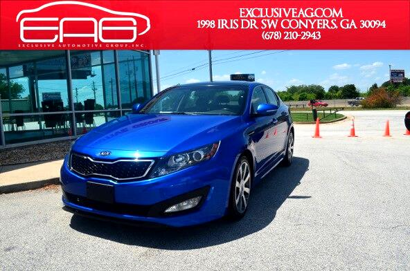 2011 Kia Optima Visit Exclusive Automotive Group online at exclusiveagcom to see more pictures of