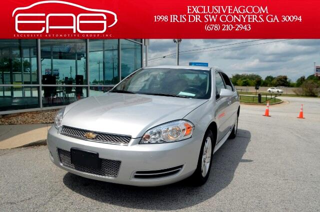 2013 Chevrolet Impala Visit Exclusive Automotive Group online at exclusiveagcom to see more pictur