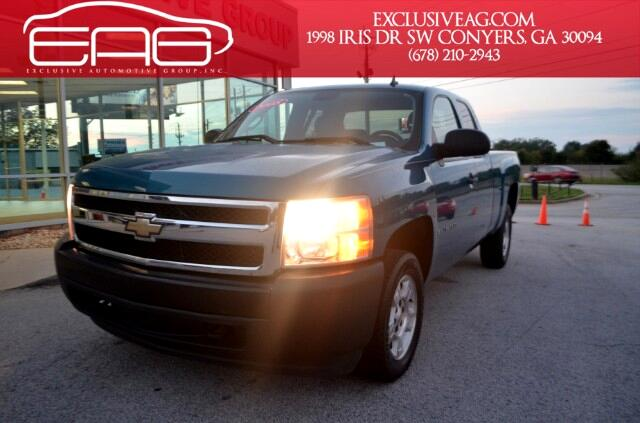 2008 Chevrolet SILVERADO Visit Exclusive Automotive Group online at exclusiveagcom to see more pic