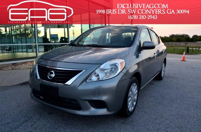 2012 Nissan Versa Visit Exclusive Automotive Group online at exclusiveagcom to see more pictures o