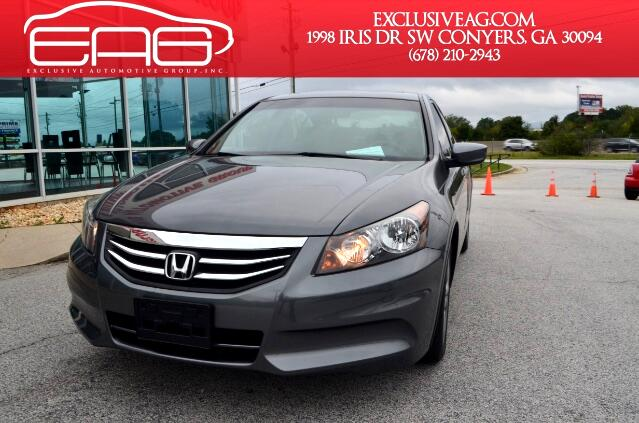 2012 Honda Accord Visit Exclusive Automotive Group online at exclusiveagcom to see more pictures o